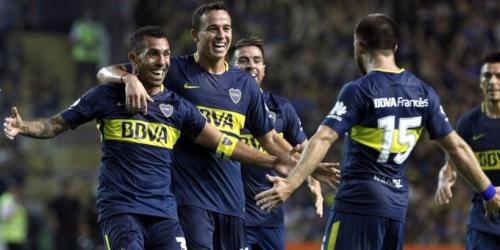 (VIDEO) Boca le ganó a Colón en el regreso de Carlos Tevez