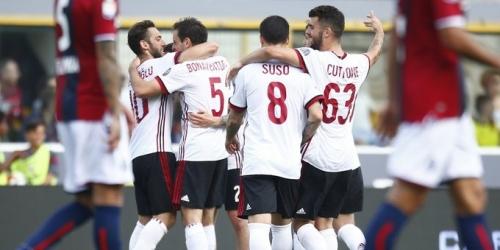 (VIDEO) Bologna cae como local ante el AC Milan