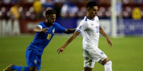 (VIDEO) Brasil aplastó 5 a 0 a El Salvador en partido amistoso