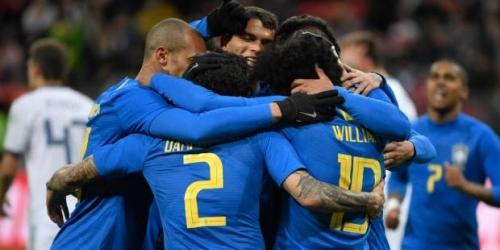 (VIDEO) Brasil definió el partido en tan solo 15 minutos