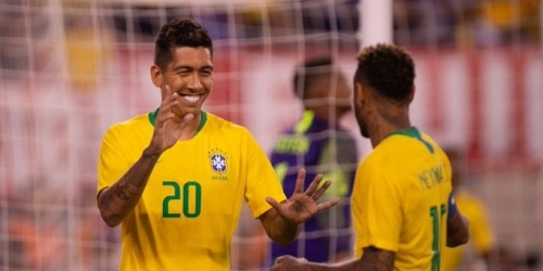 (VIDEO) Brasil derrotó fácilmente a Estados Unidos 2 a 0