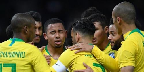 (VIDEO) Brasil le ganó a Alemania por la mínima