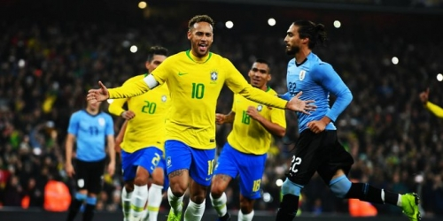 (VIDEO) Brasil se llevó el clásico de campeones del mundo en Londres