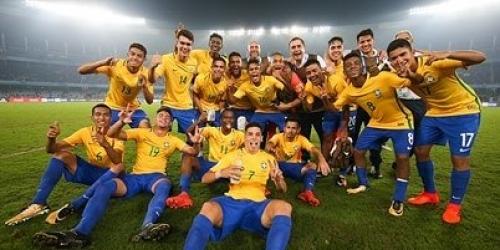 (VIDEO) Brasil venció a Alemania en el Mundial Sub 17