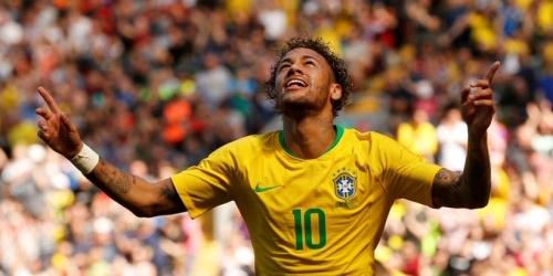 (VIDEO) Brasil venció a Croacia en partido amistoso previo al Mundial de Rusia 2018