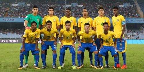 (VIDEO) Brasil venció a Mali y se quedó con el tercer lugar en el Mundial Sub 17