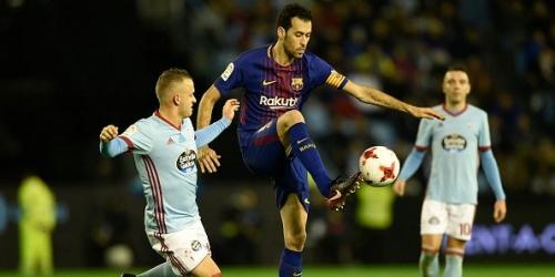 (VIDEO) Celta de Vigo y Barcelona empataron por Copa del Rey