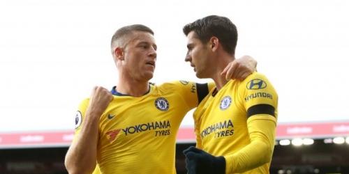 (VIDEO) Chelsea bailó al Burnley por la fecha 10 de la Premier