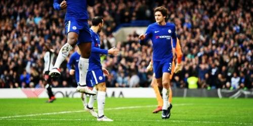 (VIDEO) Chelsea clasifica a octavos de final de FA CUP