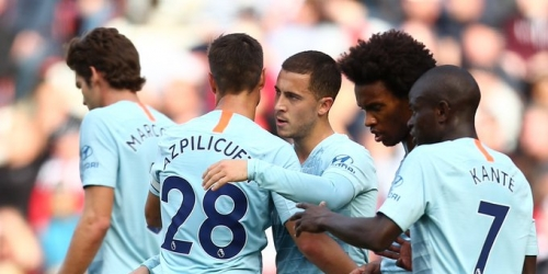 (VIDEO) Chelsea derrota 3 a 0 de visita al Southampton en Premier League