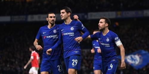 (VIDEO) Chelsea derrotó al Nottingham Forest por la tercera ronda de la FA Cup