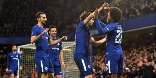 (VIDEO) Chelsea deshace los sueños del Hull por FA Cup