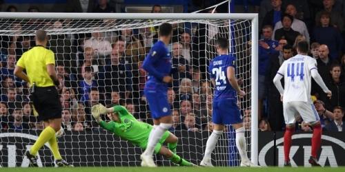 (VIDEO) Chelsea gana con único gol al Videoton en Europa League