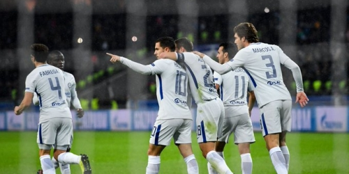 (VIDEO) Chelsea goleó 4-0 al Qarabag