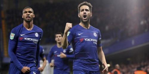 (VIDEO) Chelsea sufre para pasar a cuartos de final