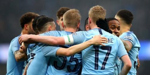 (VIDEO) City empieza la FA Cup goleando 7 a 0 Rotherham United