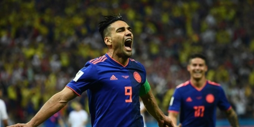 (VIDEO) Colombia golea 3-0 y elimina a Polonia