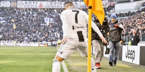 (VIDEO) Con doblete de Cristiano Ronaldo la Juventus derrota al Sampdoria