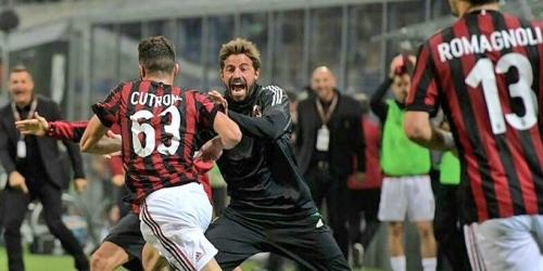 (VIDEO) Con gol en el 93', Milan vence al Rijeka