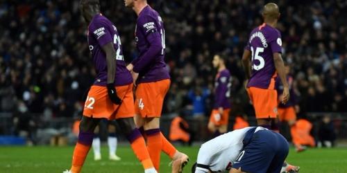 (VIDEO) Con la mínima diferencia Manchester City gana y mantiene la punta