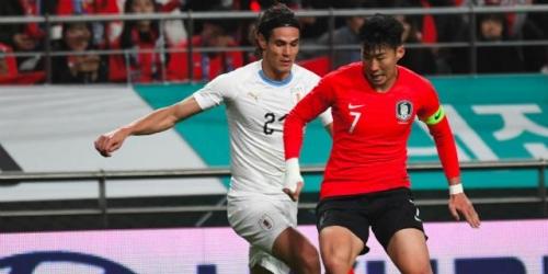 (VIDEO) Corea del Sur sorprende a Uruguay y lo derrota 2 a 1