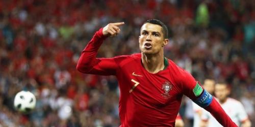 (VIDEO) CR7 empata a España en el Mundial Rusia 2018
