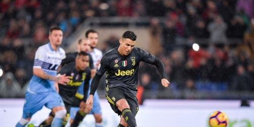 (VIDEO) Cristiano Ronaldo salva a la Juventus y le da 3 puntos importantes