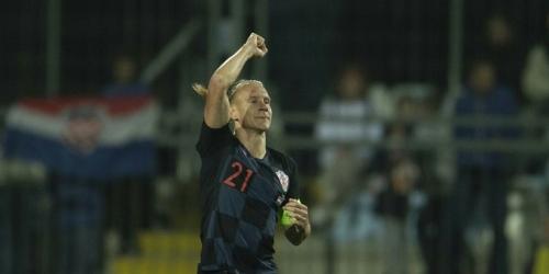(VIDEO) Croacia derrotó 2 a 1 a Jordania en amistoso