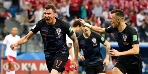 (VIDEO) Croacia vence en penales a Dinamarca y clasifica a cuartos de final