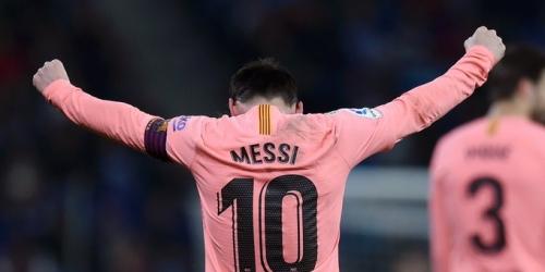 (VIDEO) Derby catalán favorece a Barcelona y lo consolida como único puntero