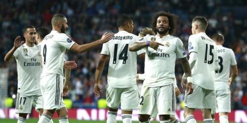 (VIDEO) Después de 5 partidos el Real Madrid vuelve a ganar