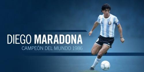 (VIDEO) Diego Armando Maradona, 58 años de la leyenda