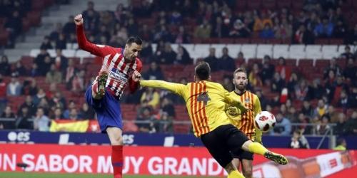 (VIDEO) Diez minutos tardó el Atléti para sentenciar al Sant Andreu y clasificar a octavos de Copa