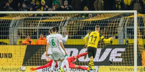(VIDEO) Dortmund derrota al Werder Bremen y se despega del segundo