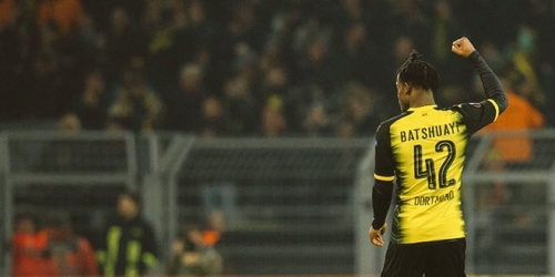 (VIDEO) Dortmund gana de local ante el Atalanta por Europa League