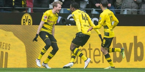 (VIDEO) Dortmund vence en la Bundesliga