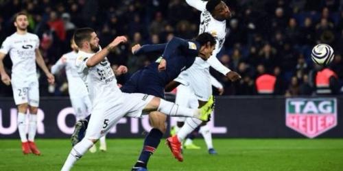 (VIDEO) Dos penales eliminó al PSG de la Copa de la Liga