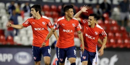 (VIDEO) Duro golpe de Independiente en Paraguay por la Copa Sudamericana