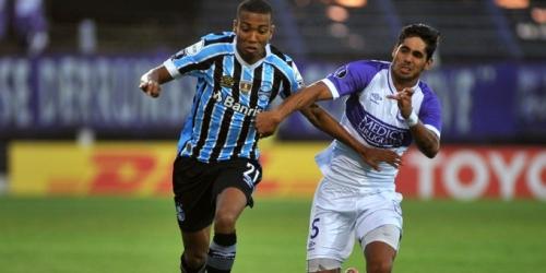 (VIDEO) El actual campeón de Copa Libertadores Gremio empató ante el Defensor Sporting
