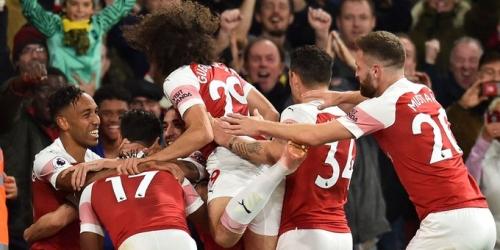 (VIDEO) El Arsenal se apunta una victoria ante el Leicester