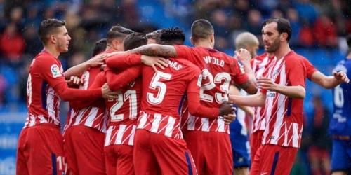 (VIDEO) El Atlético de Madrid le ganó al Alavés