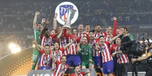 (VIDEO) El Atlético de Madrid se consagra campeón de Europa League
