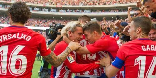 (VIDEO) El Atlético de Madrid vence al Betis en el Villamarín