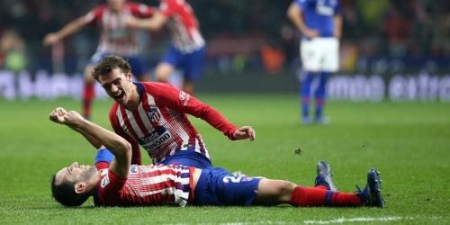 (VIDEO) El Atlético de Madrid vence en un partidazo al Bilbao
