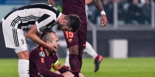 (VIDEO) El Barça empata con la Juventus y se clasifica a octavos de final de la Champions League