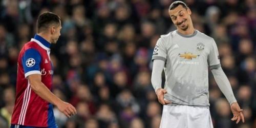 (VIDEO) El Basilea venció al Manchester United por la Champions League