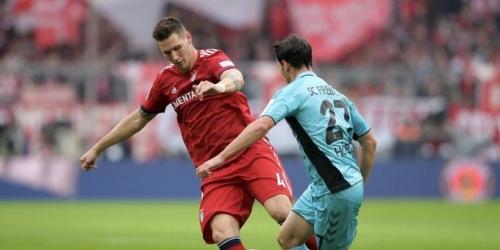 (VIDEO) El Bayern de Munich vuelve a perder puntos importantes