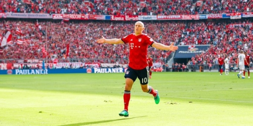 (VIDEO) El Bayern lidera en solitario la Bundesliga
