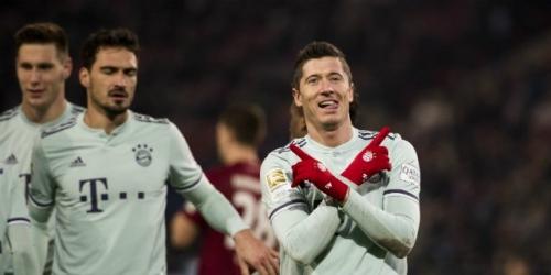 (VIDEO) El Bayern no le tuvo piedad al Hannover