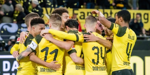 (VIDEO) El Borussia Dortmund sigue imparable